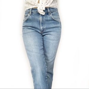 Lee Relaxed Bootcut at the Waist High Rise Jeans